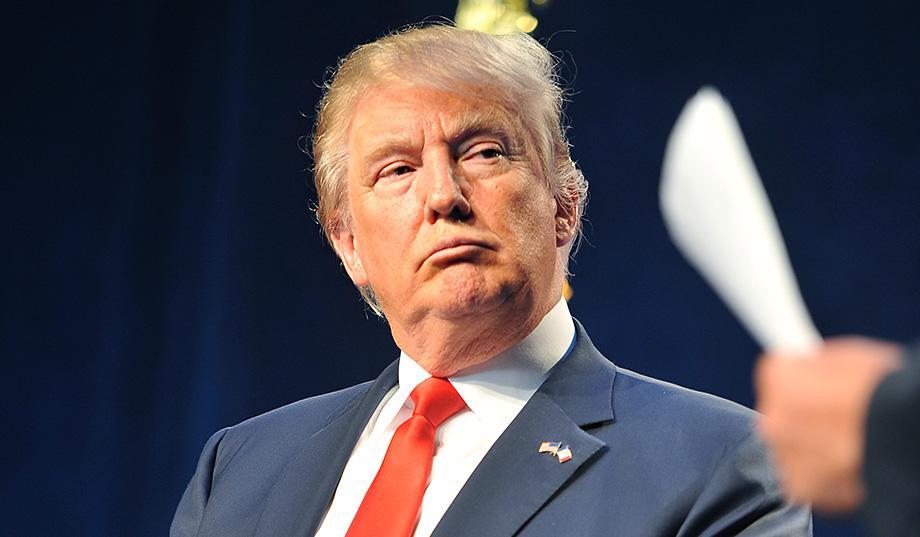 انخفاض شعبية ترامب بمعدل 37 %