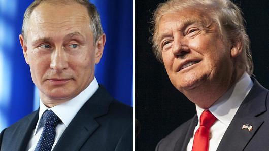 ترامب يصف بوتين بالسياسي الصلب