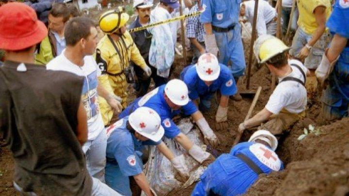 مقتل العشرات إثر أمطار غزيرة بكولومبيا