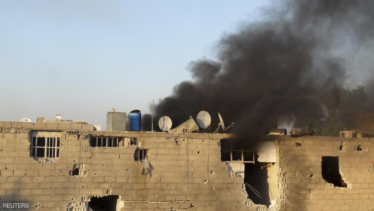 تجدد الاشتباكات على أطراف دمشق الشرقية