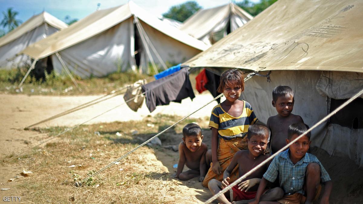 مطالب دولية بالإفراج عن أطفال مسلمين بميانمار