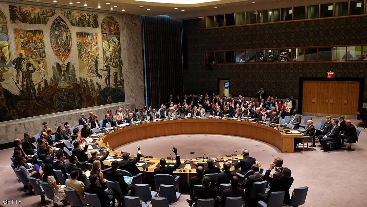 آخر تحديث قبل 6 ساعات مشروع قرار بمجلس الأمن لإدانة هجوم خان شيخون