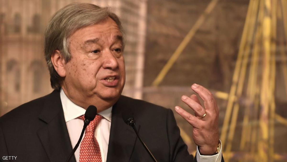 الأمين العام للأمم المتحدة: هجوم إدلب يعد جريمة حرب