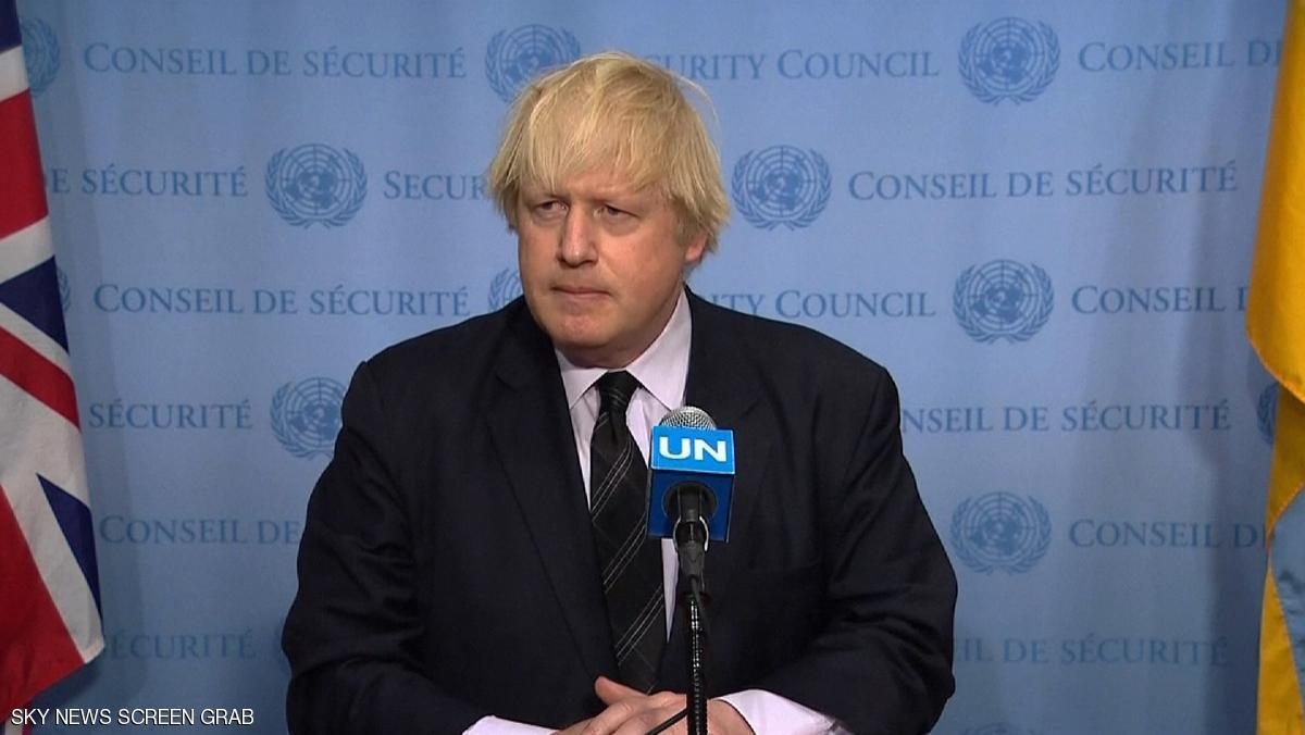 بريطانيا يؤكد ان دعمهم لجبل طارق كالصخرة لا يلين