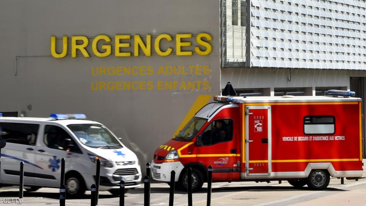 انفجار في مهرجان قرب باريس يخلف جرحى
