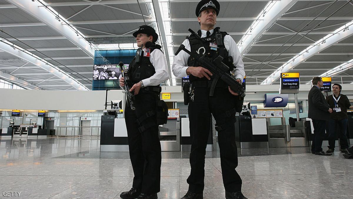 تحذير أمني في مطارات ومنشآت نووية بريطانية