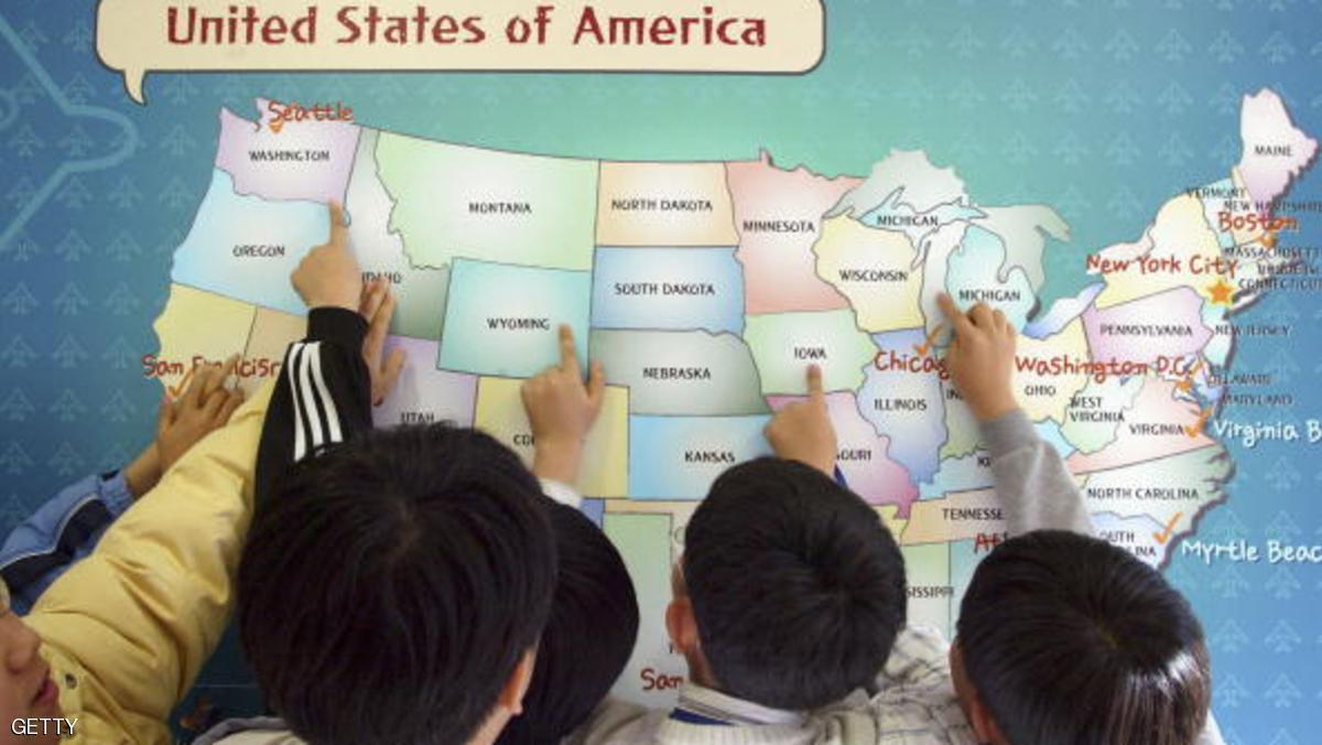 العربية ثاني لغة يتحدث بها سكان ولاية أميركية