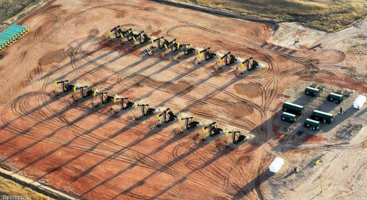 تراجع اسعار النفط بسبب ارتفاع عدد الحفارات الأميركية