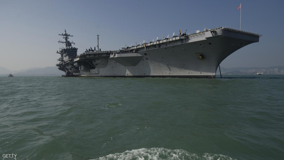 تحركات عسكرية أميركية قرب كوريا الشمالية