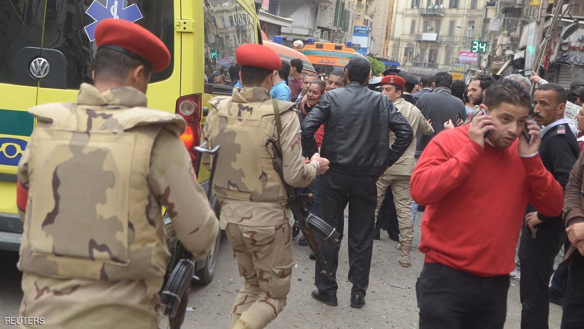 قوات خاصة لحماية المنشآت الحيوية بمصر