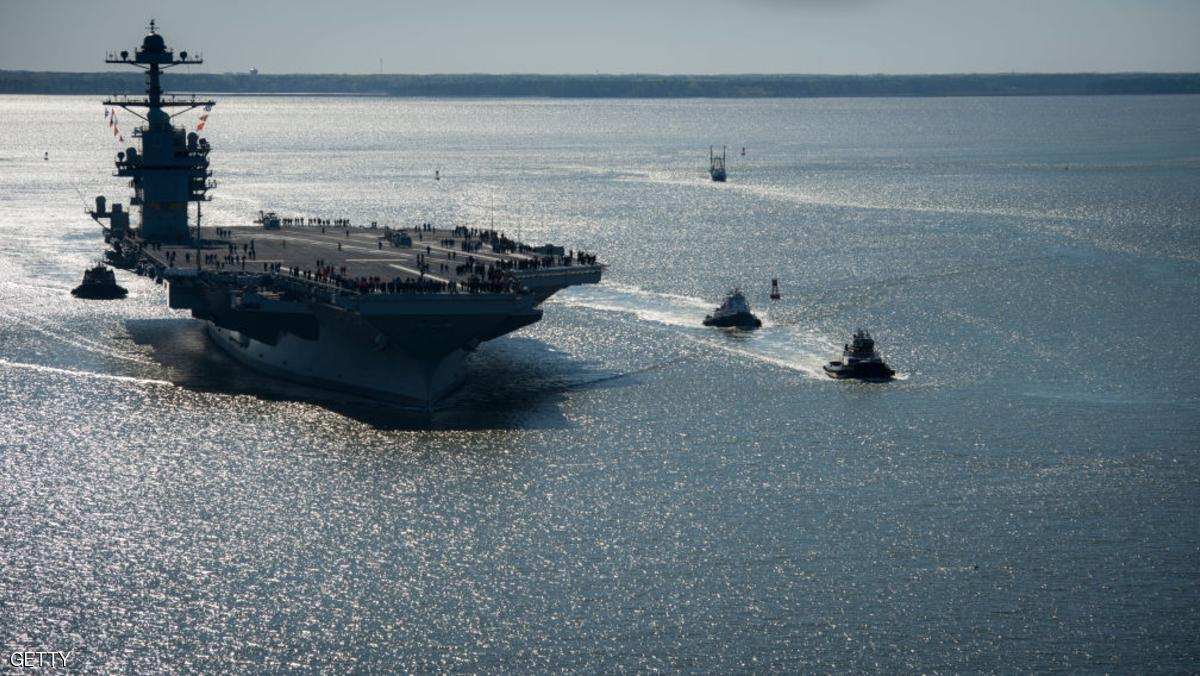 كوريا الشمالية تحذر أميركا من التهور بعد وصول قوة ضاربة