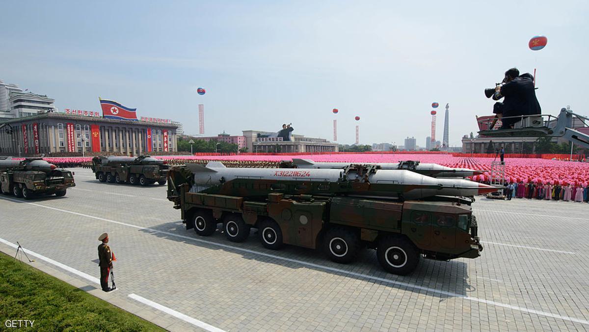 كوريا الشمالية تتحدى واشنطن بـصواريخ عابرة للقارات