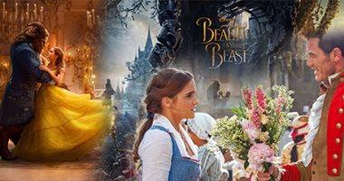 Beauty and the Beast يحقق 512 مليون دولار فى دور العرض الأجنبية