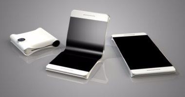 سامسونج تبدأ اختبار هاتف ذكي جديد بشاشة قابلة للطي