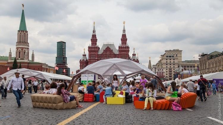 الحكومة الروسية تدعم مشروع مهرجان الكتب
