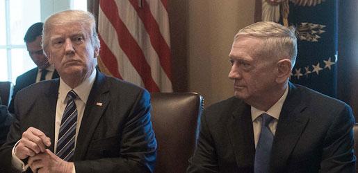 ترامب يقييم نتائج الضربات العسكرية التي استهدفت مطار الشعيرات السوري