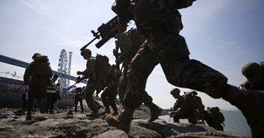 القوات الكورية الجنوبية والأمريكية تعقد تدريبات لوجستية مشتركة