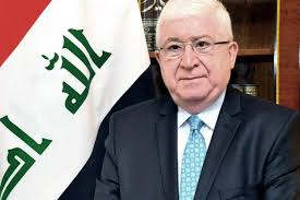 رئيس الجمهورية العراقي يصادق على ثلاثة قوانين منها قانون نقابة الصحفيين