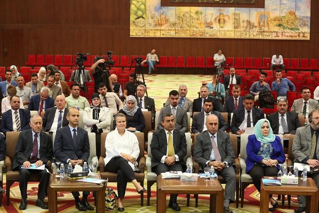 وزارة التخطيط  العراقية تطلق  نتائج تثبيت مواقع تجمعات السكن العشوائي في العراق