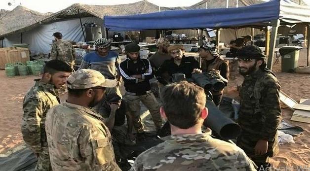 انسحاب أمريكي من قاعدة الزكف قرب الحدود العراقية السورية