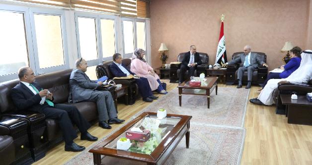 خلال لقائه ممثلي 177 منظمة .. وزير التخطيط : نسعى لتحقيق شراكة جيدة مع منظمات المجتمع المدني في اعداد وتنفيذ الخطط التنموية في العراق