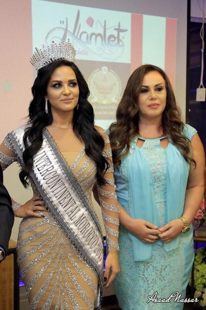 مؤسسة السوسن العالمية تتوّج  المغربية كوثر معطاوي بلقب ملكة جمال القارات
