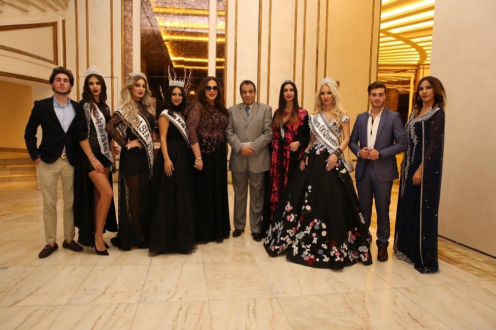 للمرة الثالثة على التوالي مؤسسة السوسن تنظم  مهرجانا عالميا  في العاصمة الاردنية عمان