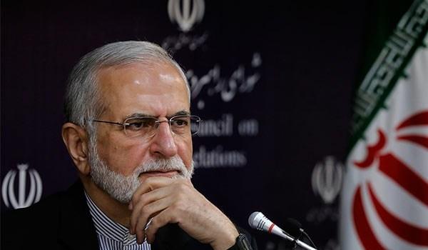 كمال خرازي:الشعب العراقي لن يسمح بحل الحشد الشعبي
