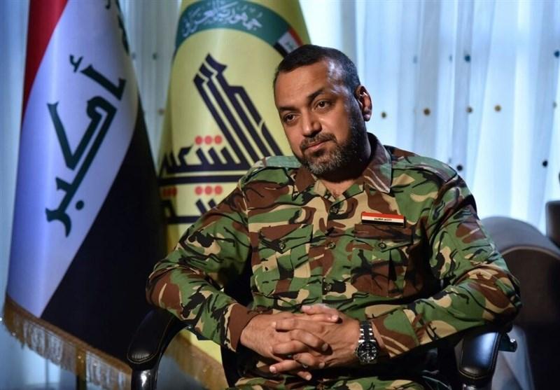 احمد الاسدي يعزي بوفاة مدير عام الإدارة المركزية في هيئة الحشد اللواء مجيد رحيم صالح