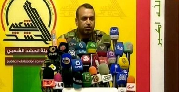احمد الاسدي:نشكر جميع فصائل المقاومة والحشد على تضحياتهم من اجل العراق