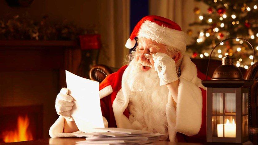 قرية تتلقى نصف مليون رسالة من أطفال العالم في عيد الميلاد