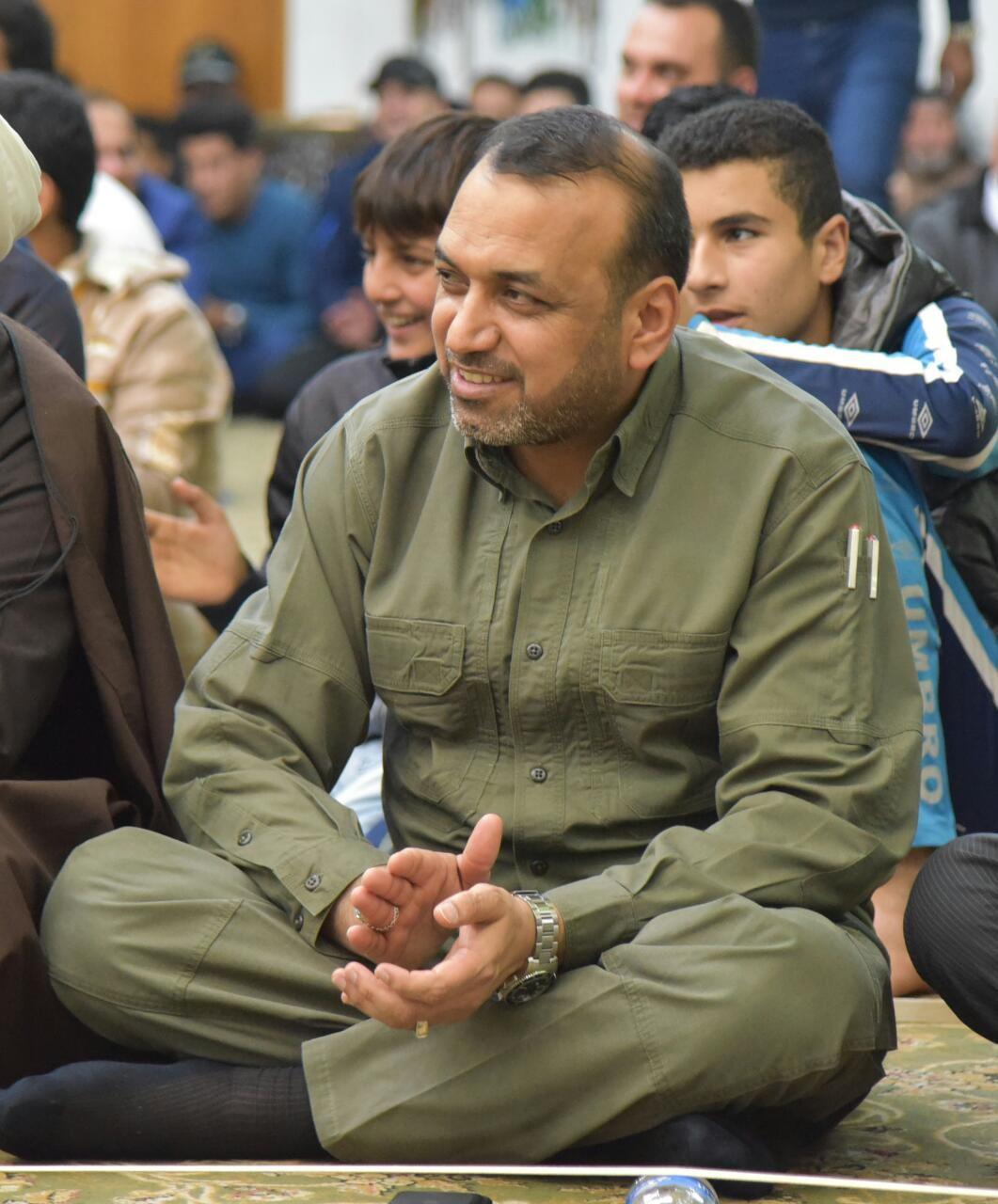 احمد الاسدي يهنئ الامة الاسلامية بمناسبة مولد الرسول الاعظم