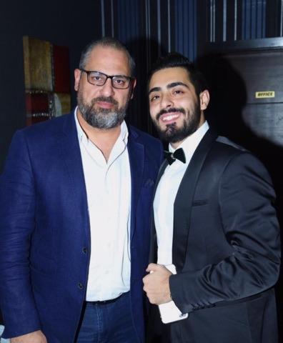 الفنان اللبناني اياد  يصدر بياناً ويؤكد الاعلامي زكريا فحام ما زال مدير أعمالي