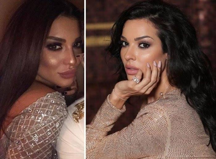 هبة داغر: أحب الممثلة  نادين نسيب نجيم  لكنني مصدومة بتشبيهي بها