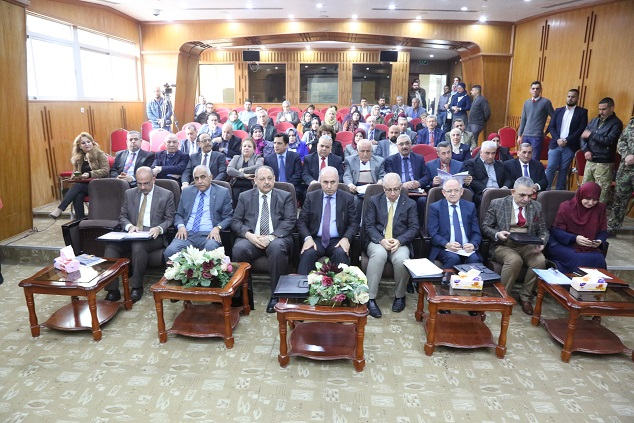 وزارة التخطيط تعقد ورشة عمل لمناقشة اهداف خطة التنمية الوطنية  الخمسية للسنوات  (2018-2022)