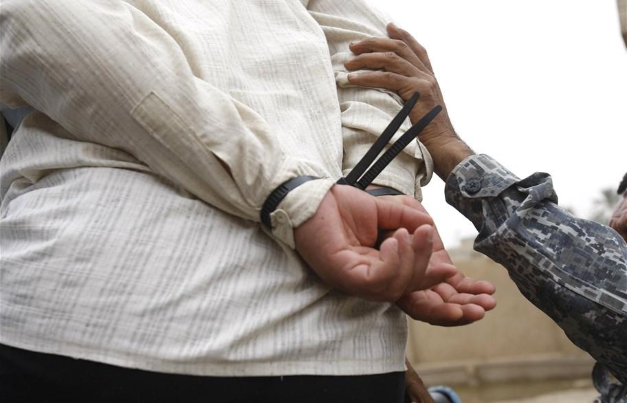القبض على عدد من المطلوبين بينهم ارهابيين اثنين في بغداد