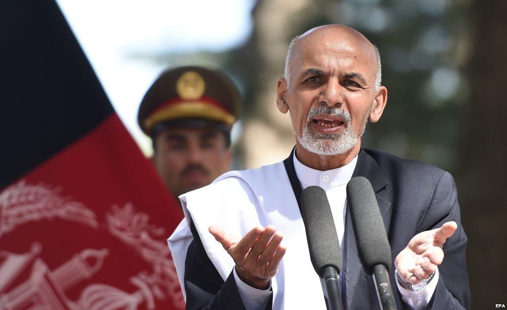 """الرئيس الأفغاني يكشف عن عدد مسلحي """"داعش"""" في البلاد"""
