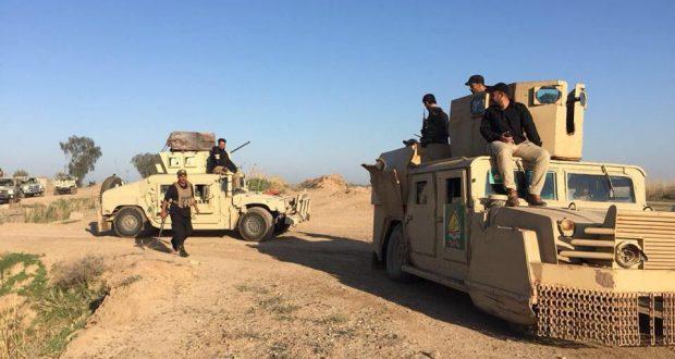 الحشد الشعبي ينفذ عملية أمنية لملاحقة خلايا داعش في السعدية