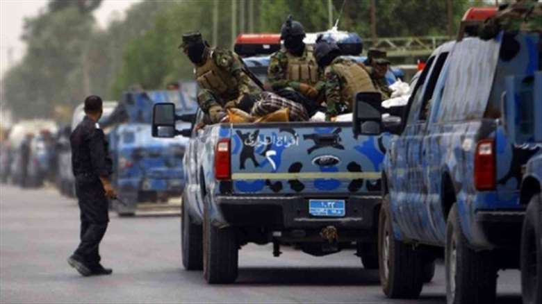 انتشار امني مكثف للاجهزة الامنية قرب المتنزهات والمولات في العاصمة بغداد