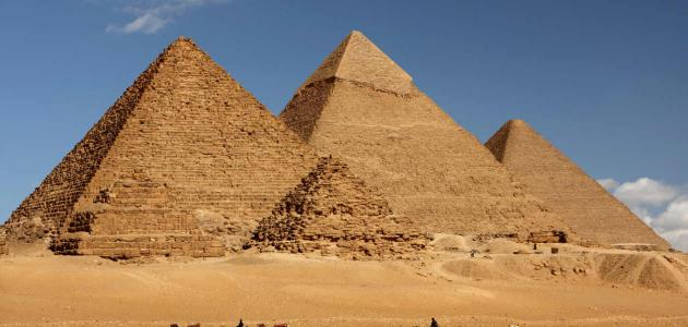 الإعلام الإسرائيلي يقدم روايته لنشوء الأهرامات المصرية