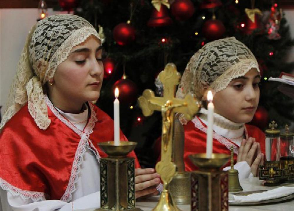 محافظ نينوى يؤكد عودة أربعة الآف عائلة مسيحية الى المحافظة