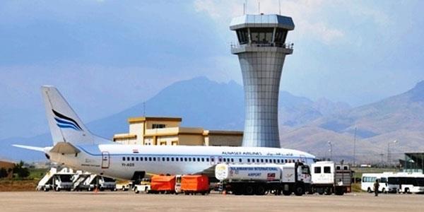 انطلاق أول رحلة جوية من مطار السليمانية الدولي اليوم