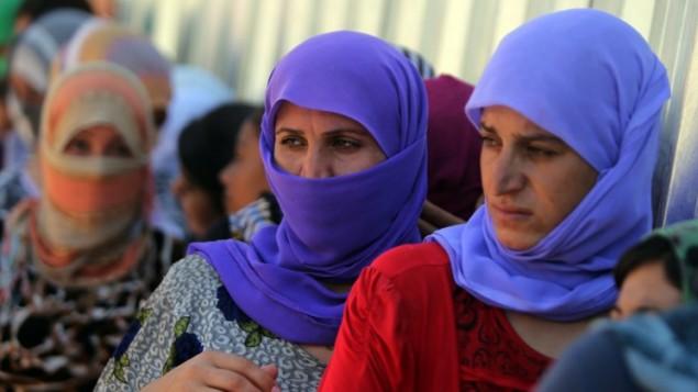 تحرير فتاة ايزيدية والقبض على خاطفها الداعشي في بغداد