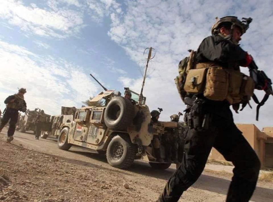 القوات الأمنية تحبط هجوما انتحاريا وتقتل انتحاري غرب الأنبار