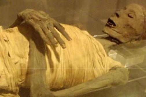 إكتشاف مومياء في تابوت فرعوني كان يُعتقد أنه فارغ طوال 150 عاماً