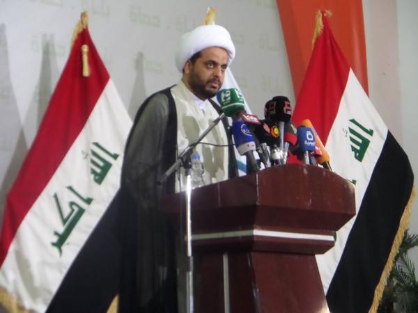 الخزعلي: تضحيات الشهداء تحتم علينا الوفاء لأسرهم وتحقيق أهدافهم
