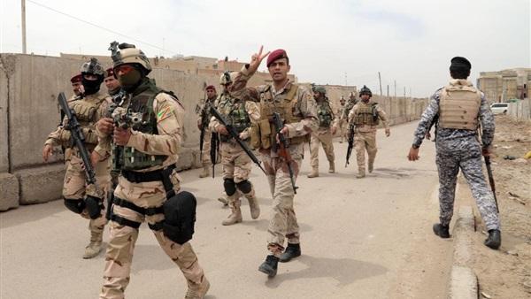 """""""الداخلية العراقية"""" تعتقل 17 عنصرًا من """"داعش"""" غربي الموصل"""