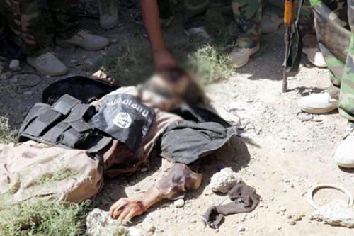 """الحشد الشعبي وبعملية استباقية يتمكن من قتل أربعة عناصر من """"داعش"""" في ديالى"""
