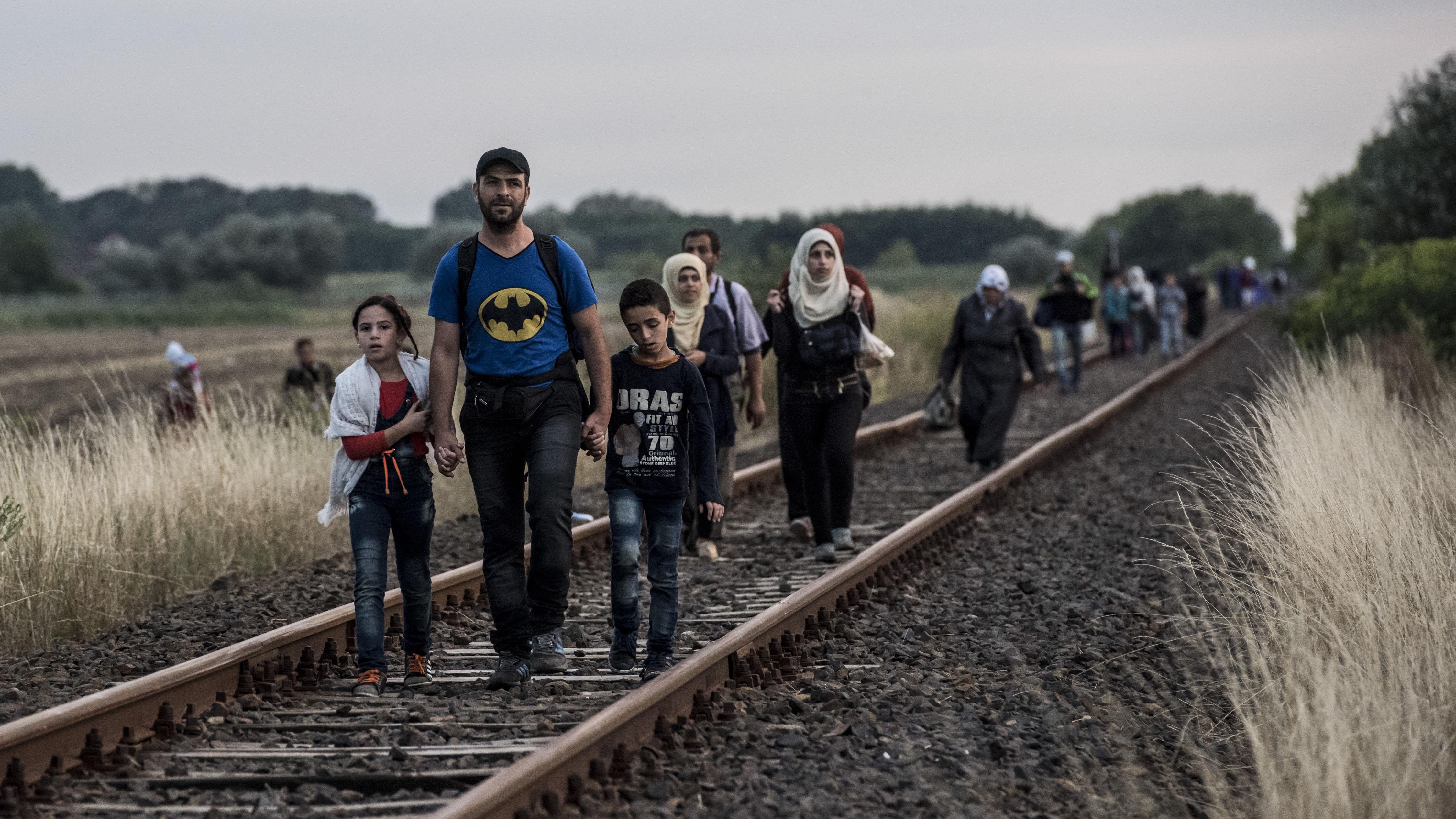 العراق يبلغ الاتحاد الاوروبي رفضه العودة القسرية للاجئين