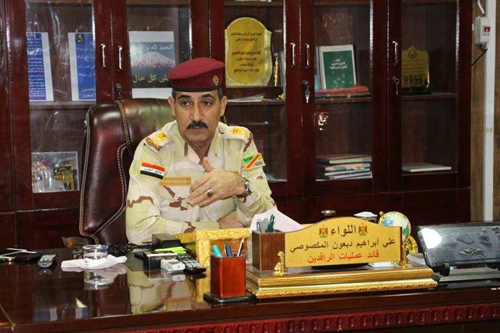 قائد عمليات الرافدين يعلن القبض على 6 متهمين بتجارة المخدرات في ميسان